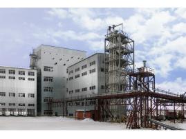 Строительство заводов